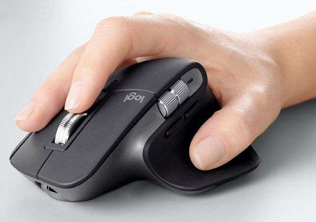 Il mouse Logitech MX Master 3