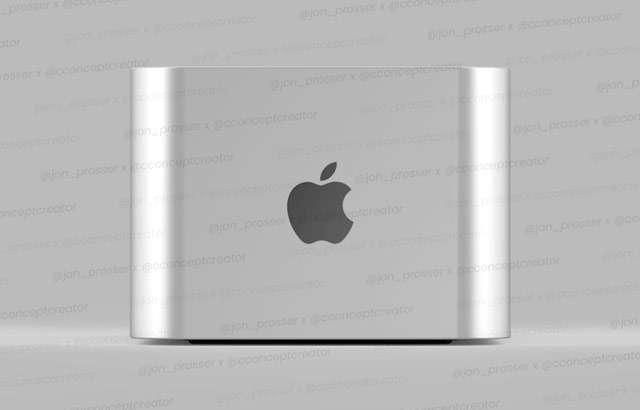Il concept di Jon Prosser del nuovo Mac Pro mini