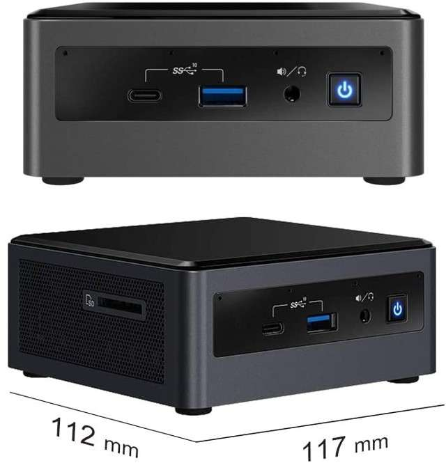 Mini Pc DILC Nuc Platinum