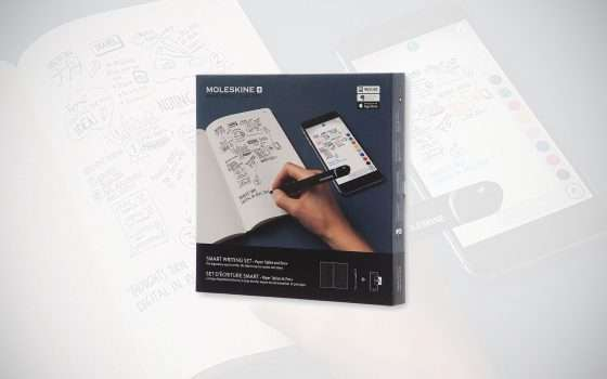 Moleskine Smart Writing Set a metà prezzo su eBay