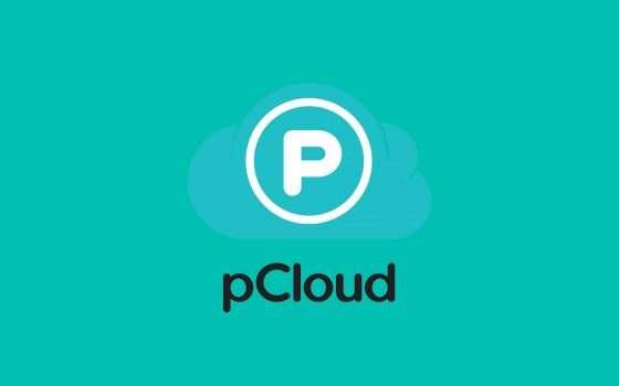 pCloud: cloud storage a vita con lo sconto del 65%