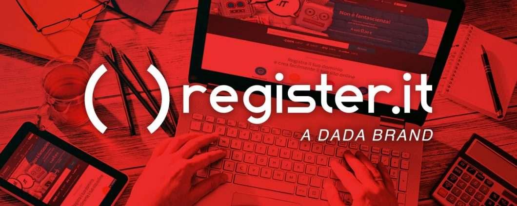 register hosting condiviso
