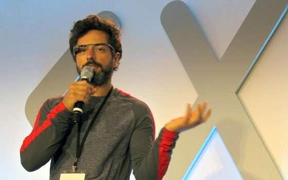 Un enorme dirigibile a idrogeno per Sergey Brin