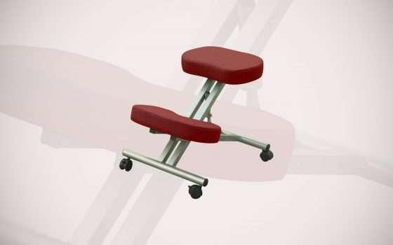 Sgabello ergonomico a prezzo interessante su eBay