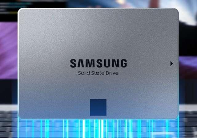 La SSD da 4 TB della linea Samsung 870 QVO