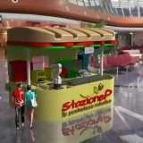 StazioneP: la paninoteca robotica Made in Italy