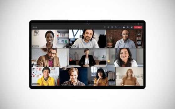 Microsoft Teams accoglie le Live Reactions