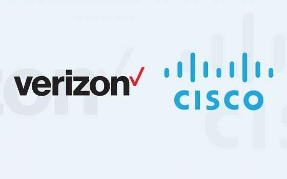 Verizon con Cisco per i servizi gestiti SD WAN
