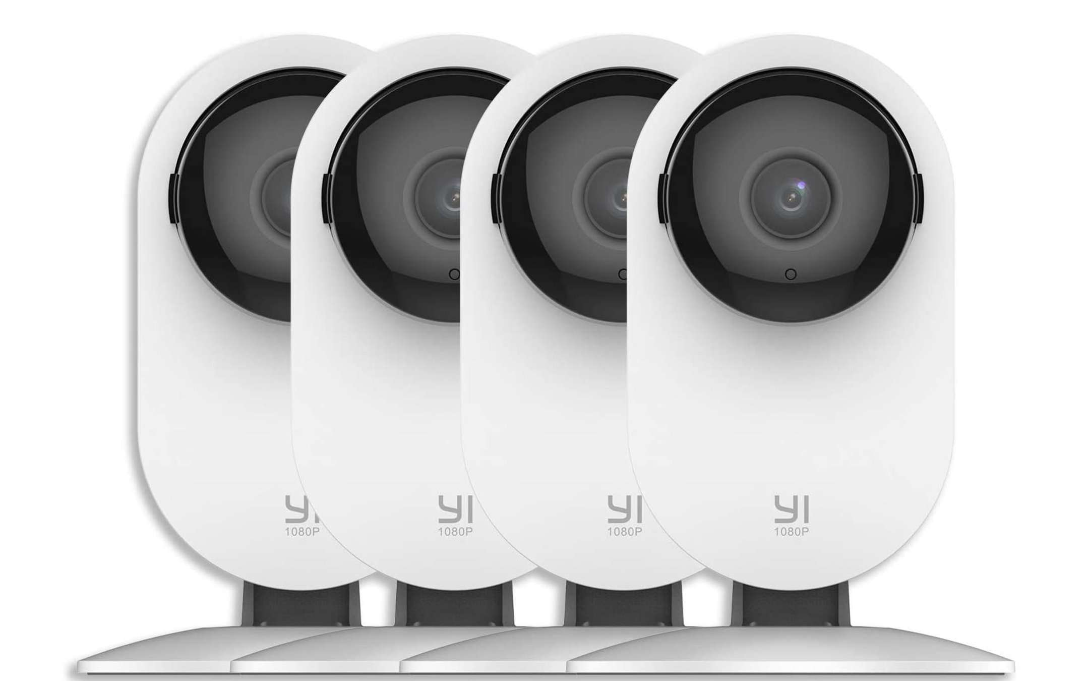 Internal video surveillance, four for the price of two