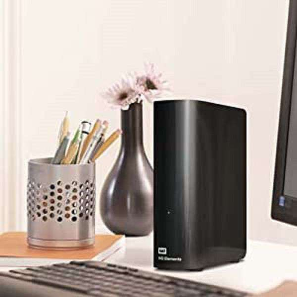 Hard Disk Esterno Western Digital Elements 14TB - 1