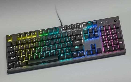 Tastiera meccanica Corsair K60 a meno di 100€