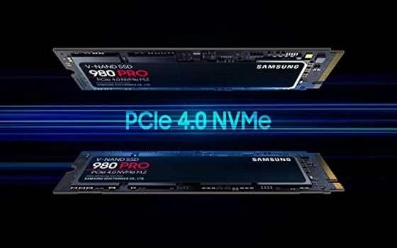 Samsung Memorie 980 PRO da 1TB a meno di 200€