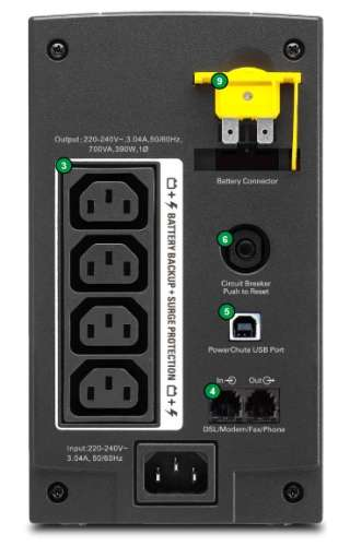 APC Back-UPS BX700