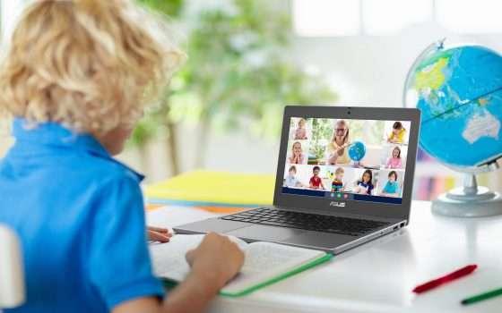 ASUS Education: linea di notebook per le scuole