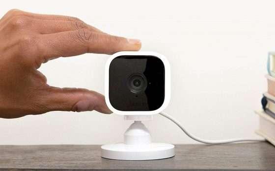 Blink Mini: videocamera full HD con sconto del 23%
