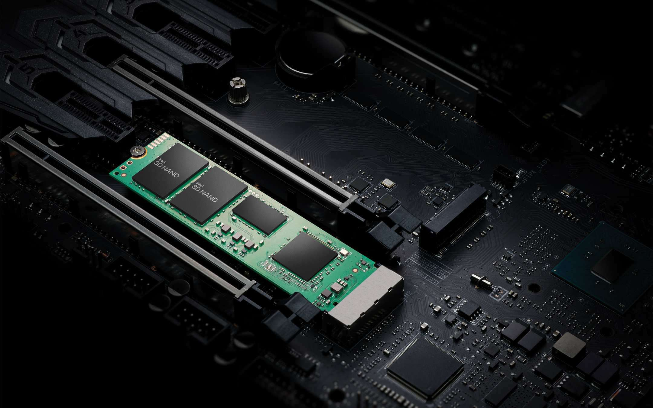 Intel SSD 670p up to 2TB for mainstream gaming