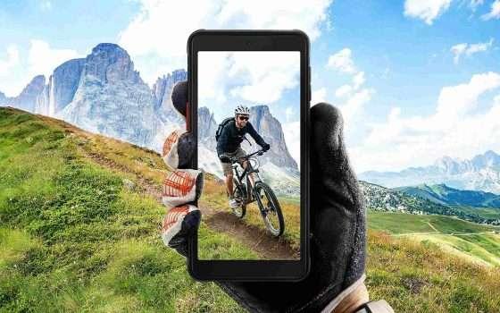Samsung Galaxy XCover 5 per il lavoro in mobilità