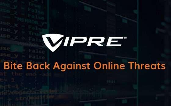 VIPRE Antivirus: sconti fino a 150 euro per un anno