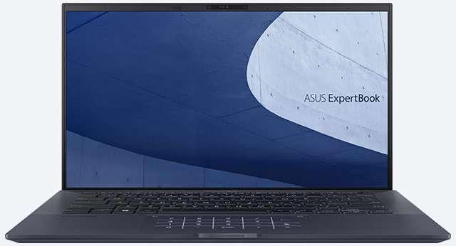 Il laptop ASUS ExpertBook B9 per il business