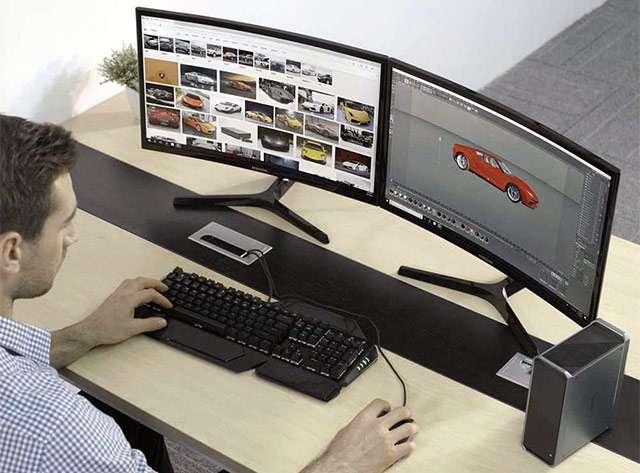 Chuwi CoreBox Pro, Mini PC con processore Intel Core di decima generazione