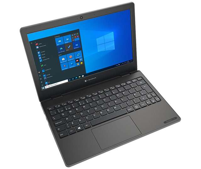 Il laptop Dynabook Satellite Pro E10-S