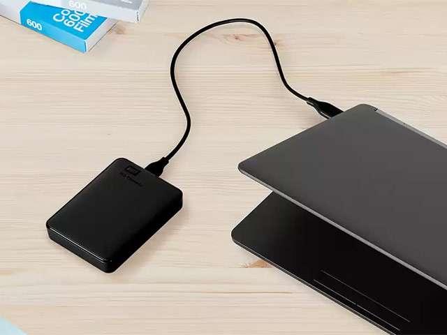 Western Digital Elements: hard disk esterno da 5 TB