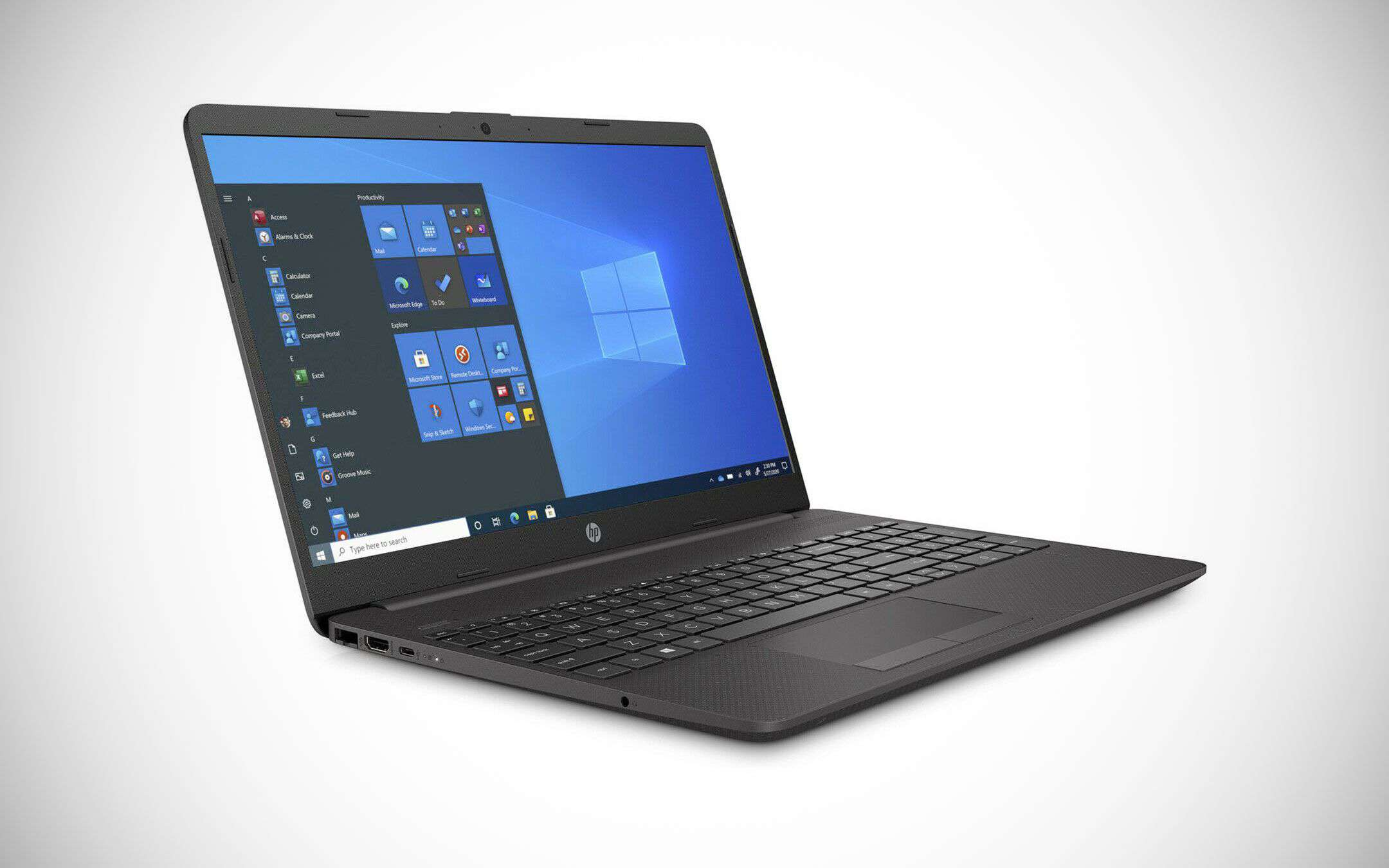 HP 255 G8, W10 laptop for distance learning