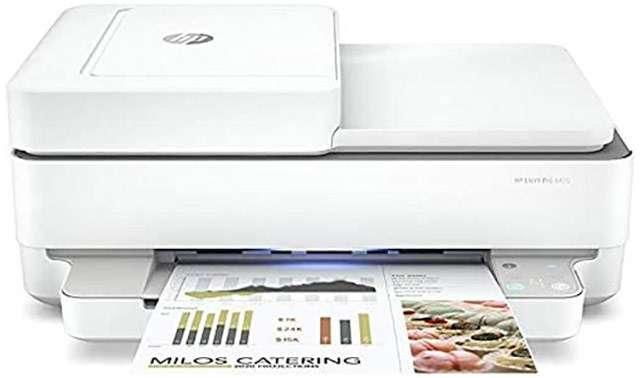 La stampante HP Envy Pro 6420, multifunzione a getto di inchiostro