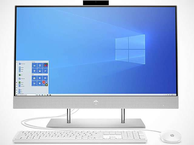Il PC all-in-one HP 27