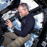Foto dalla ISS per le rotte migratorie degli uccelli