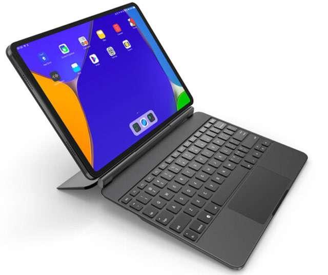 Il tablet JingPad A1 con sistema operativo Linux
