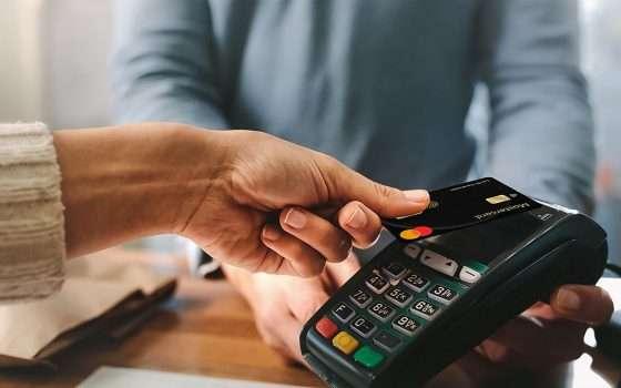 Samsung-Mastercard: carta col lettore di impronte