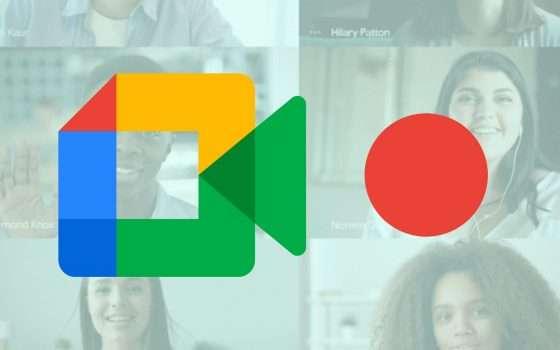 Google Meet e DaD: la registrazione delle lezioni