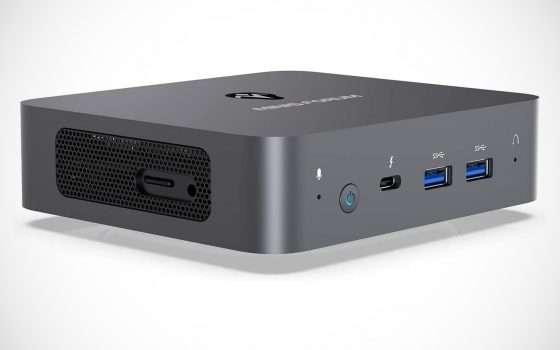 MinisForum X35G: Mini PC con CPU Intel Core a -15%