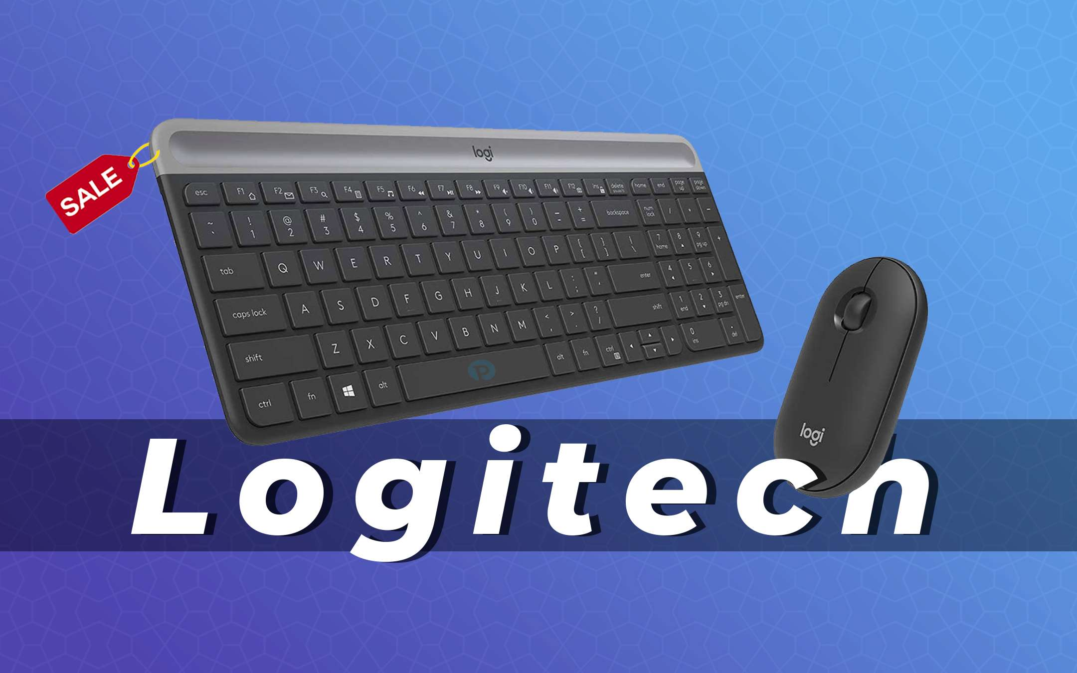 Logitech: Mouse and Keyboard kit on offer at 33% discount