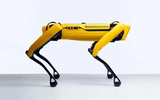 Boston Dynamics, quando il robot sposa il 5G