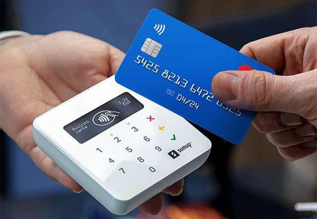 Il lettore SumUp Air per i pagamenti