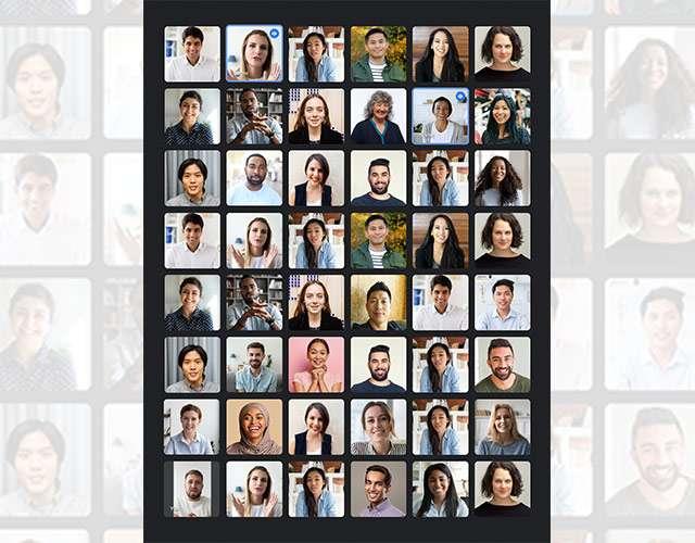 Google Meet: il layout Tile View su iPad per visualizzare fino a 48 partecipanti in contemporanea