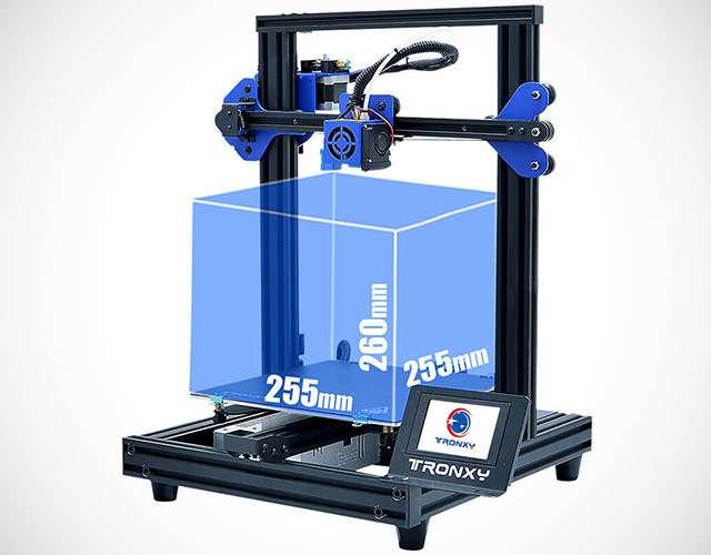 TRONXY XY-2 Pro,la stampante 3D economica e ideale per iniziare
