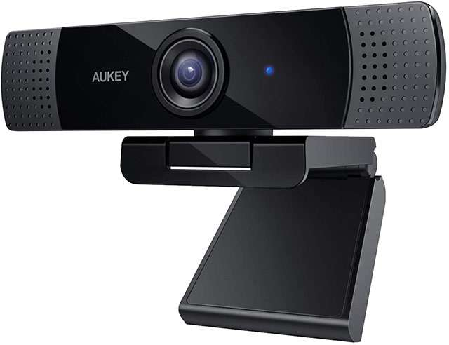 La webcam 1080p di Aukey