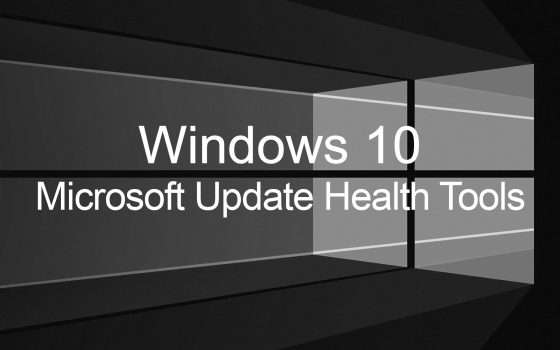 Windows 10: cos'è Microsoft Update Health Tools?