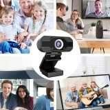 Webcam Full HD per DaD e lavoro in offerta lampo