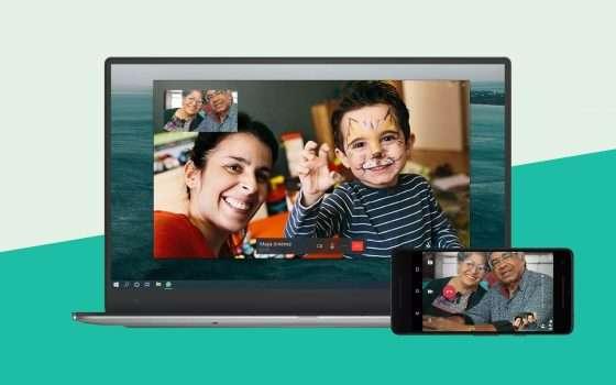 WhatsApp: chiamate e videochiamate dal computer