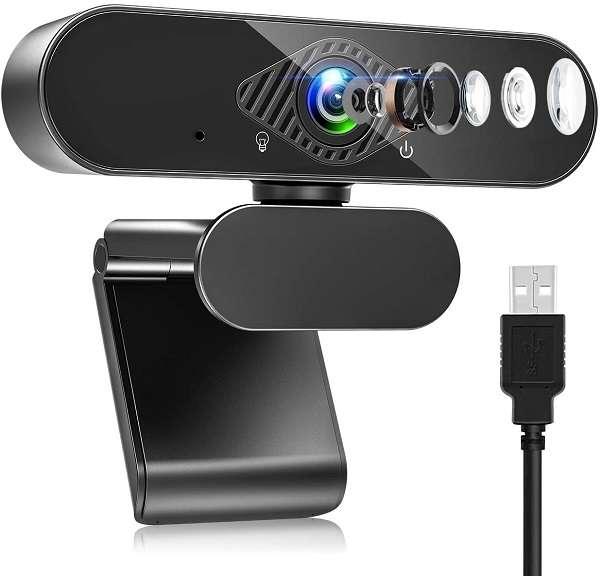 Webcam 1080p Teaisiy - 1