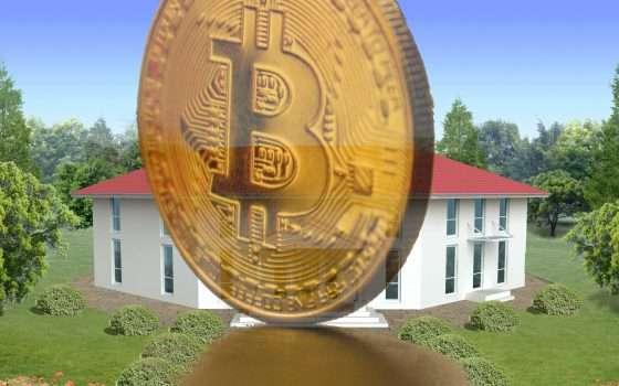 Comprare casa in Bitcoin è possibile?
