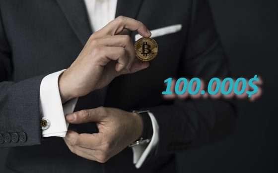 Bitcoin vola con Coinbase: 100mila dietro l'angolo