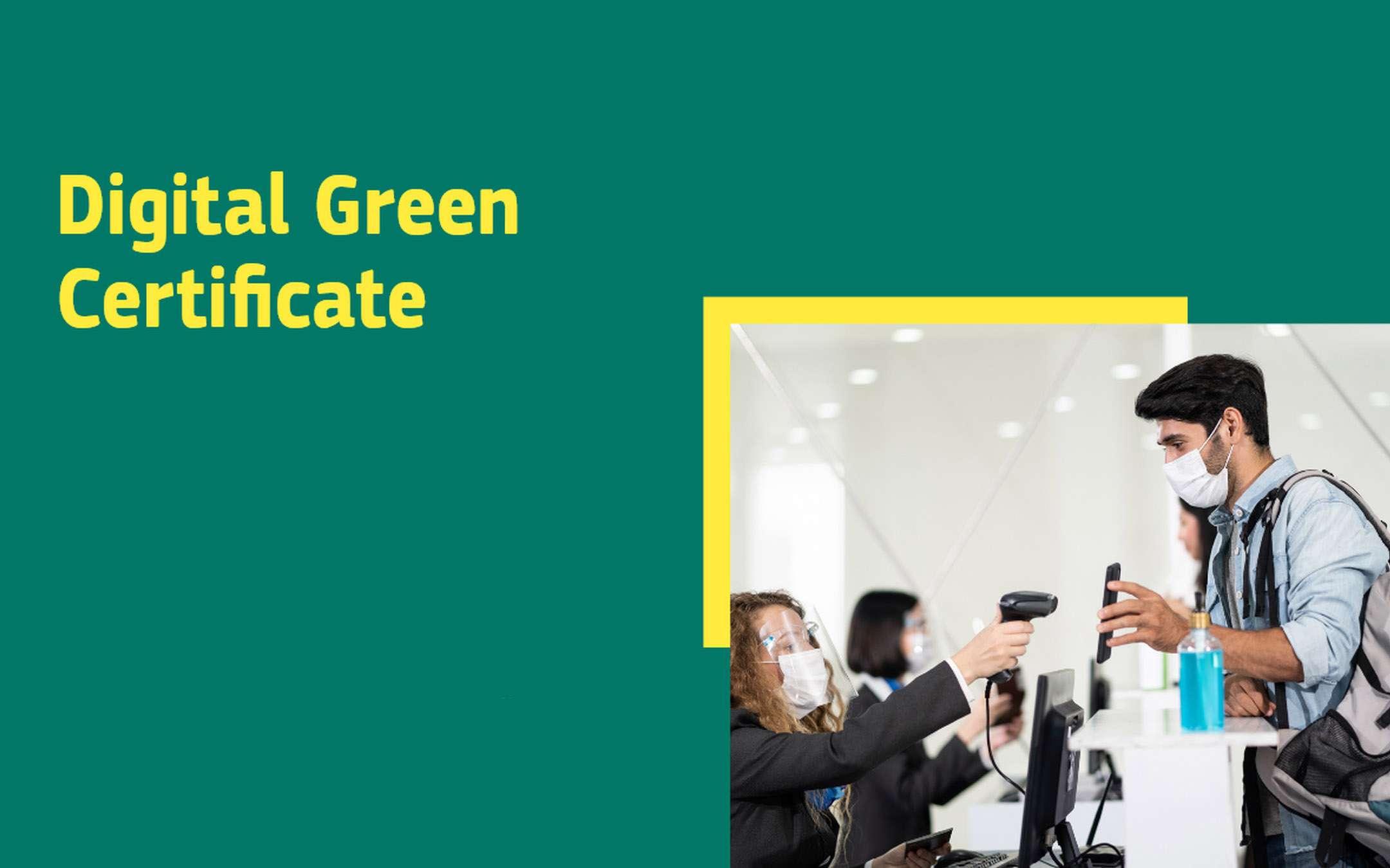 Certficato Verde Digitale