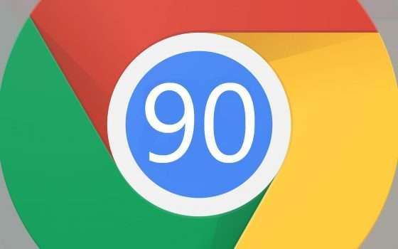 Chrome 90: HTTPS è il protocollo predefinito