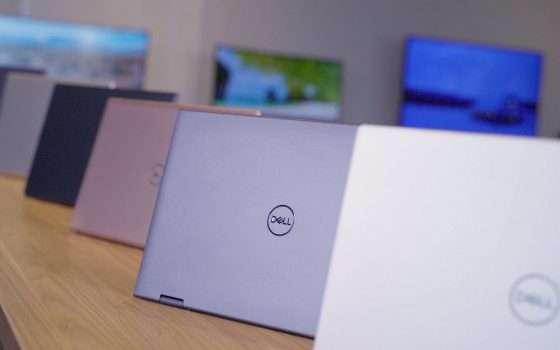 Dell aggiorna la serie Inspiron e XPS 13