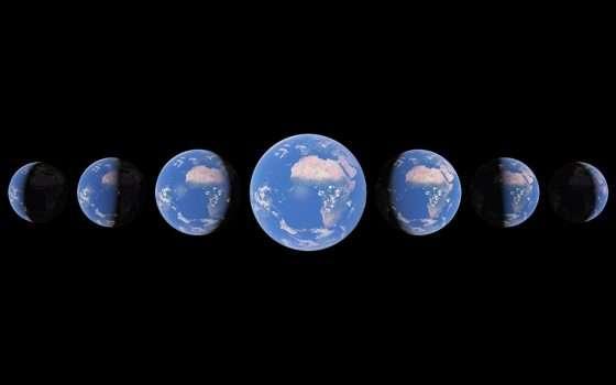 Google Earth: cambiamenti climatici con Timelapse